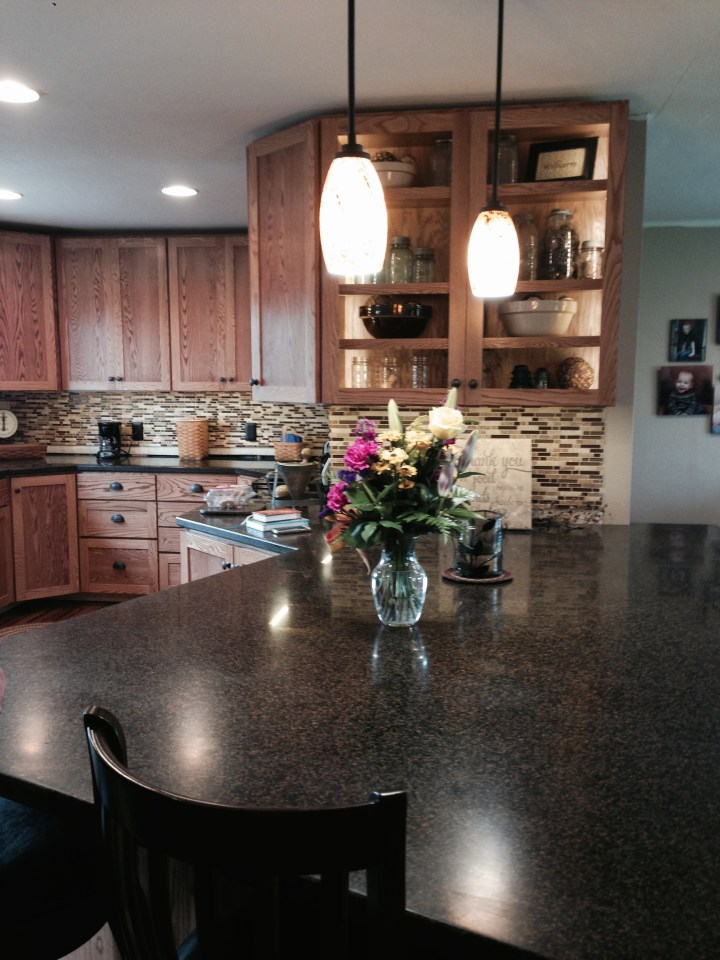 Gloede Builders Kitchen Remodel With Solid Surface