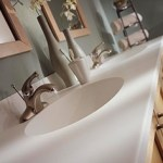 SolidSurface.com Offers Custom Corian Vanity Tops
