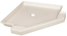 """42"""" NEO Shower Base from Aristech"""