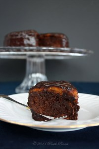 torta Sacher paleo