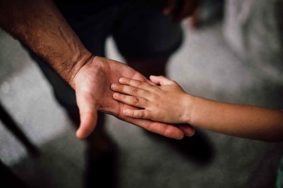 Parla con tuo figlio: digli che lo ascolterai.