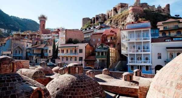 Destinos donde viajar en octubre: Georgia