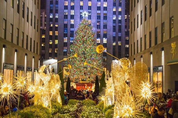 Viajar en diciembre: Nueva York