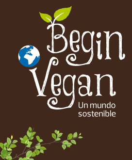 Begin Vegan Logo
