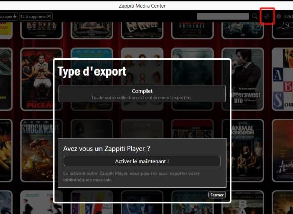 Il faut enregistrer le lecteur Zappiti Player Mini avec le code fourni dans l'emballage... sans cela l'application iOS et Android ne peut fonctionner.