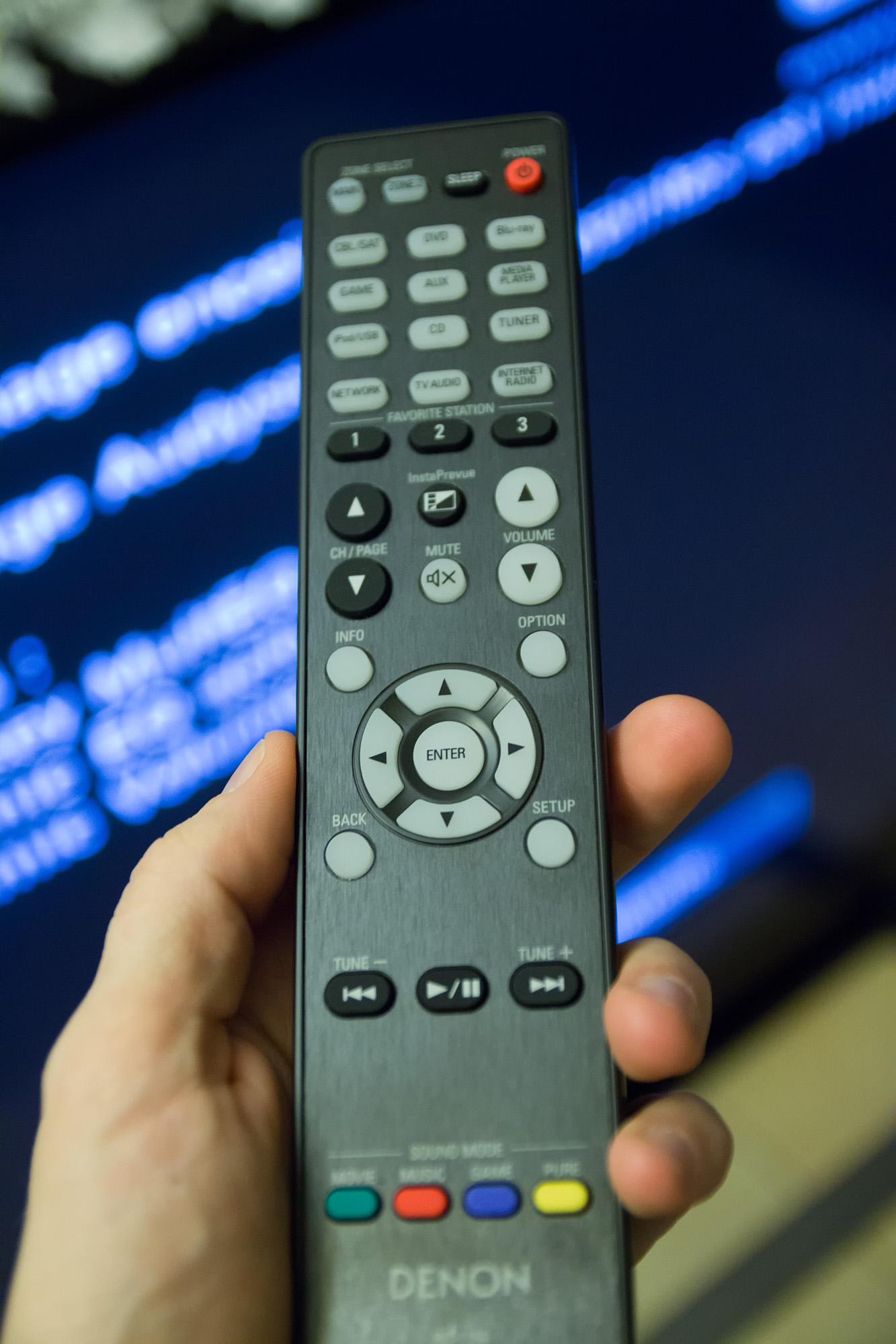 Review: Denon AVR-X3000 home cinema receiver - Son-Vidéo com: blog