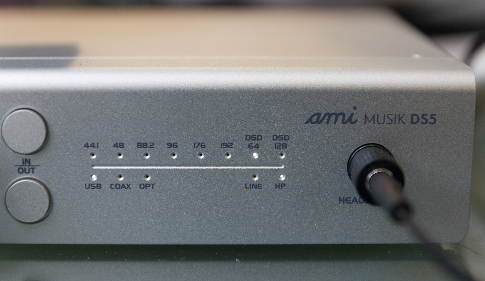AMI International MUSIK DS5 USB Drivers for Windows 7
