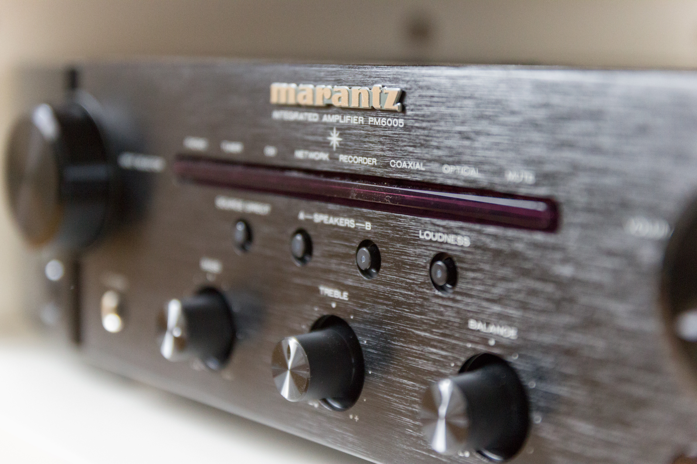 Review: Marantz PM-6005 (with Marantz CD-6005) - Son-Vidéo
