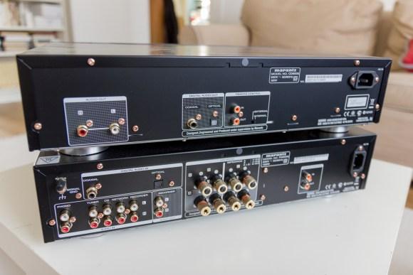 Marantz PM-6005 et CD-6005