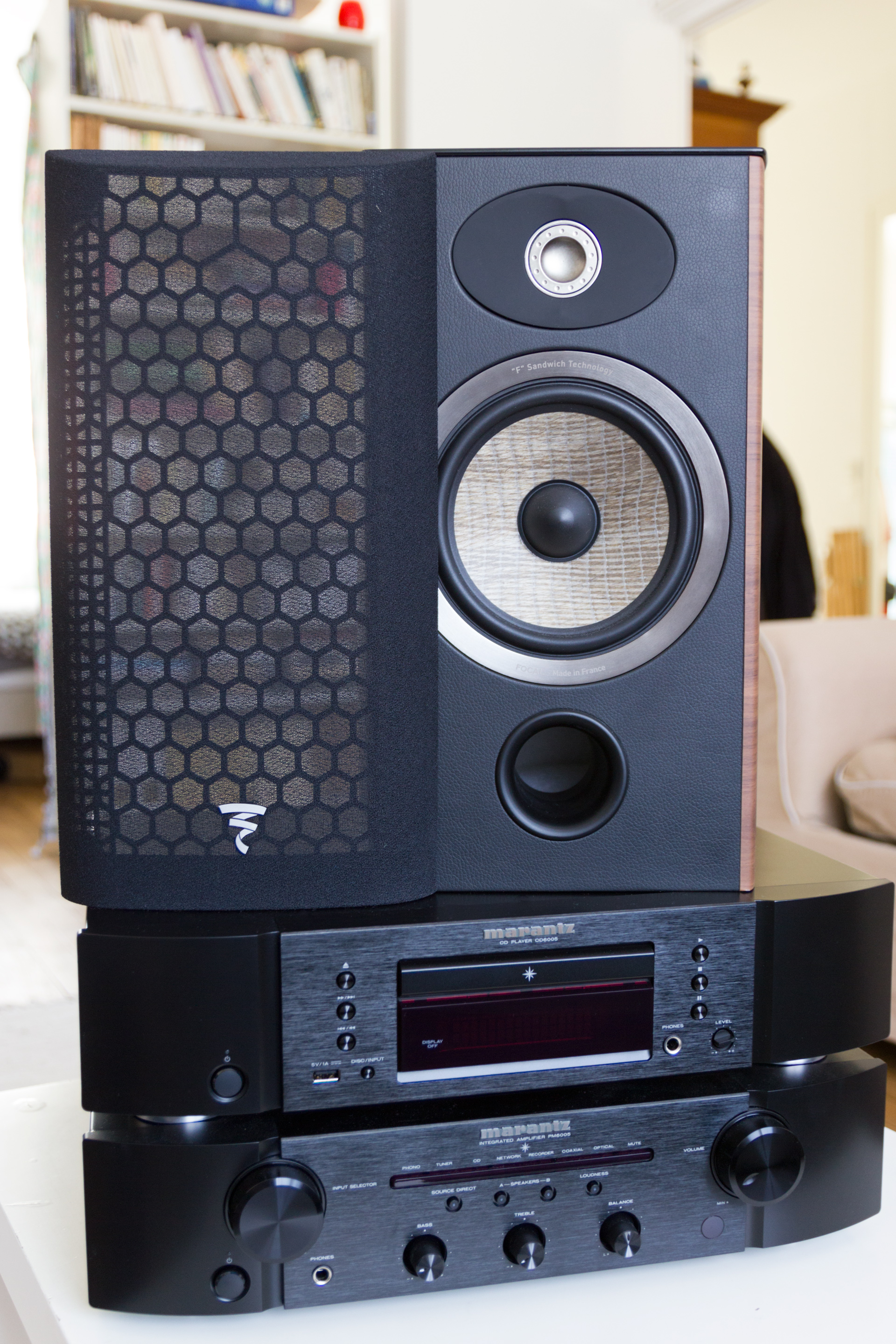 Review: Focal Aria 906 - Son-Vidéo com: blog