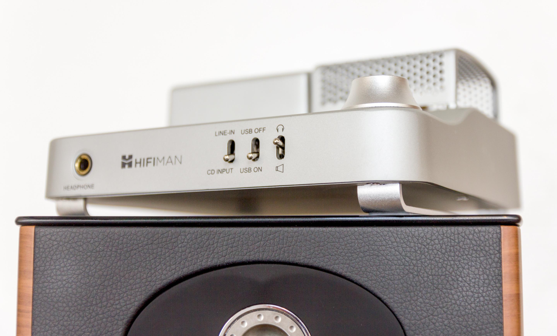 Review: HiFiMAN EF-100 - Son-Vidéo com: blog