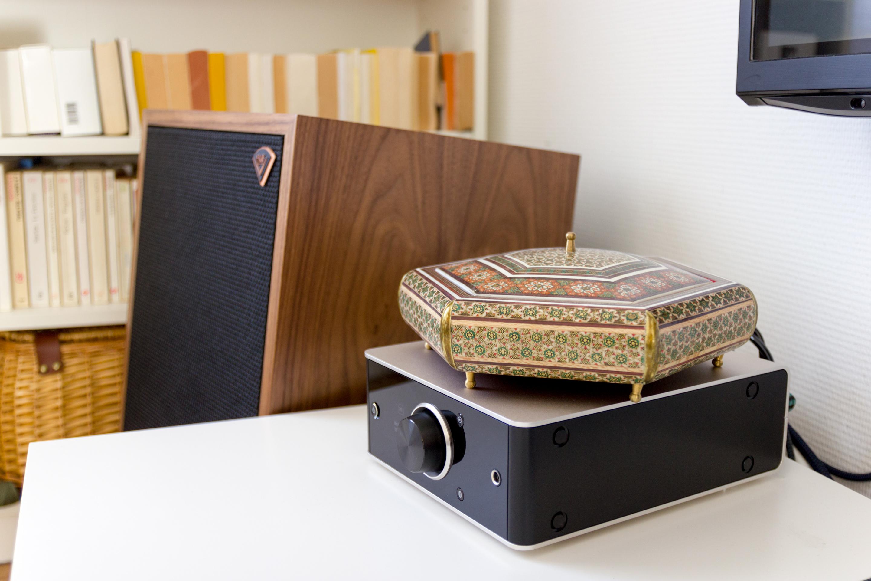 Review: Denon PMA-50 (digital amplifier 24/192 & DSD) - Son-Vidéo