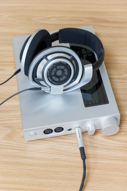 Sennheiser HDV800 et HD800