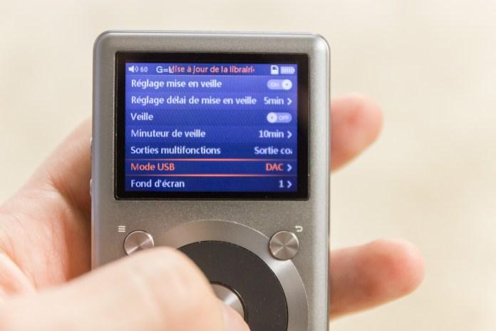 Le Fiio X3 MK2 peut être utilisé comme un DAC USB