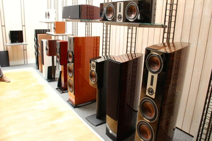 Salon d'exposition : toutes les gammes Dali au grand complet