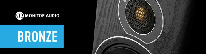 gamme Monitor Audio Bronze