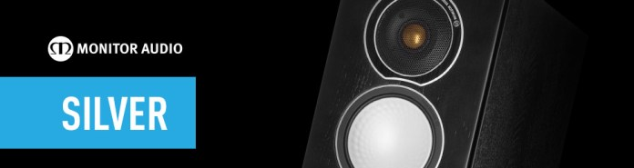 gamme Monitor Audio Silver