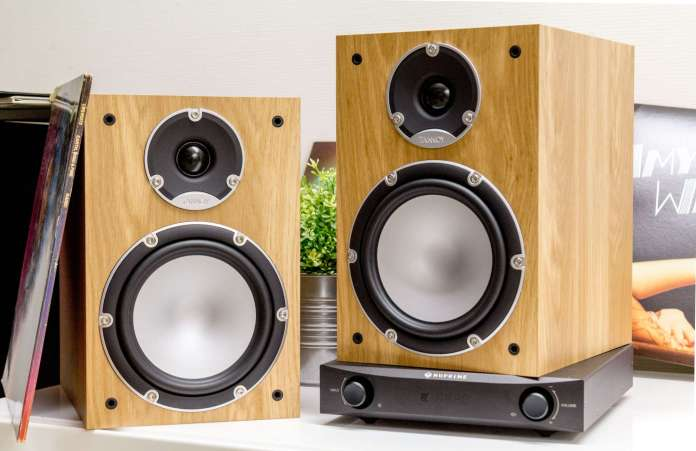 Test Tannoy Mercury 7.2
