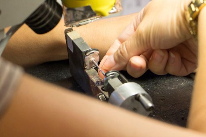 Fabrication des bobines pour les cellules Ortofon MC