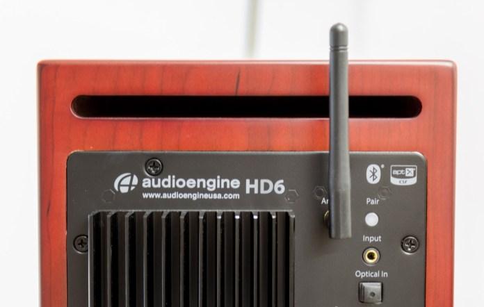Test Audioengine HD6