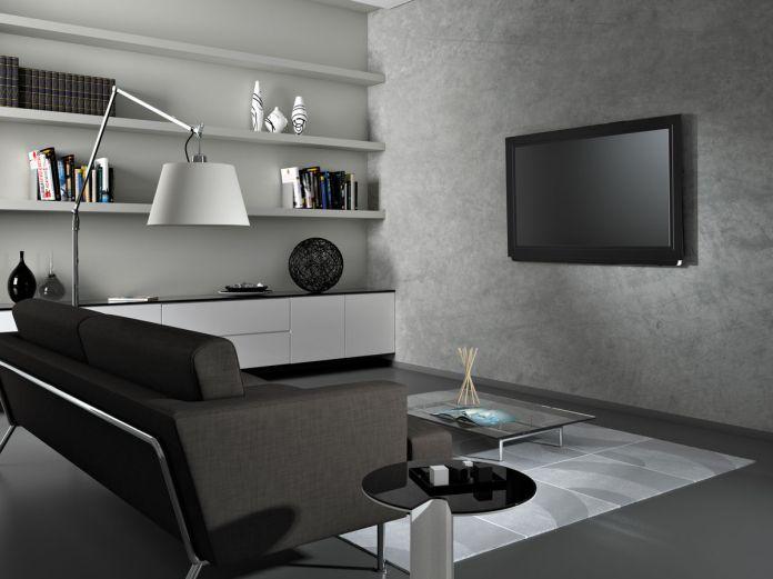 Support TV VESA Meliconi 600