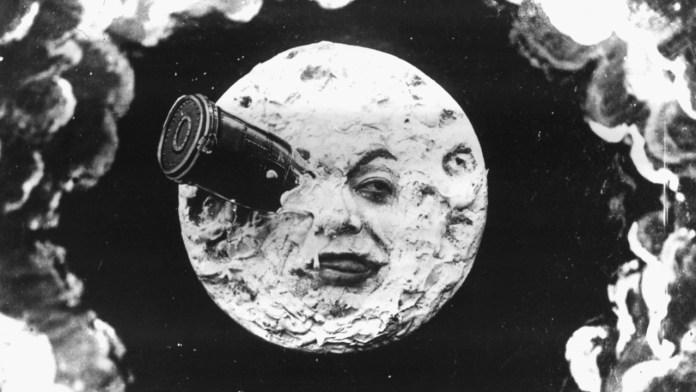Le Voyage dans la Lune de Georges Mélies