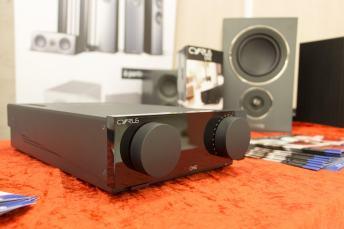Festival Son&Image amplificateur intégré Cyrus One