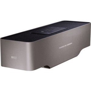 Enceinte Bluetooth KEF Porsche Design Gravity One