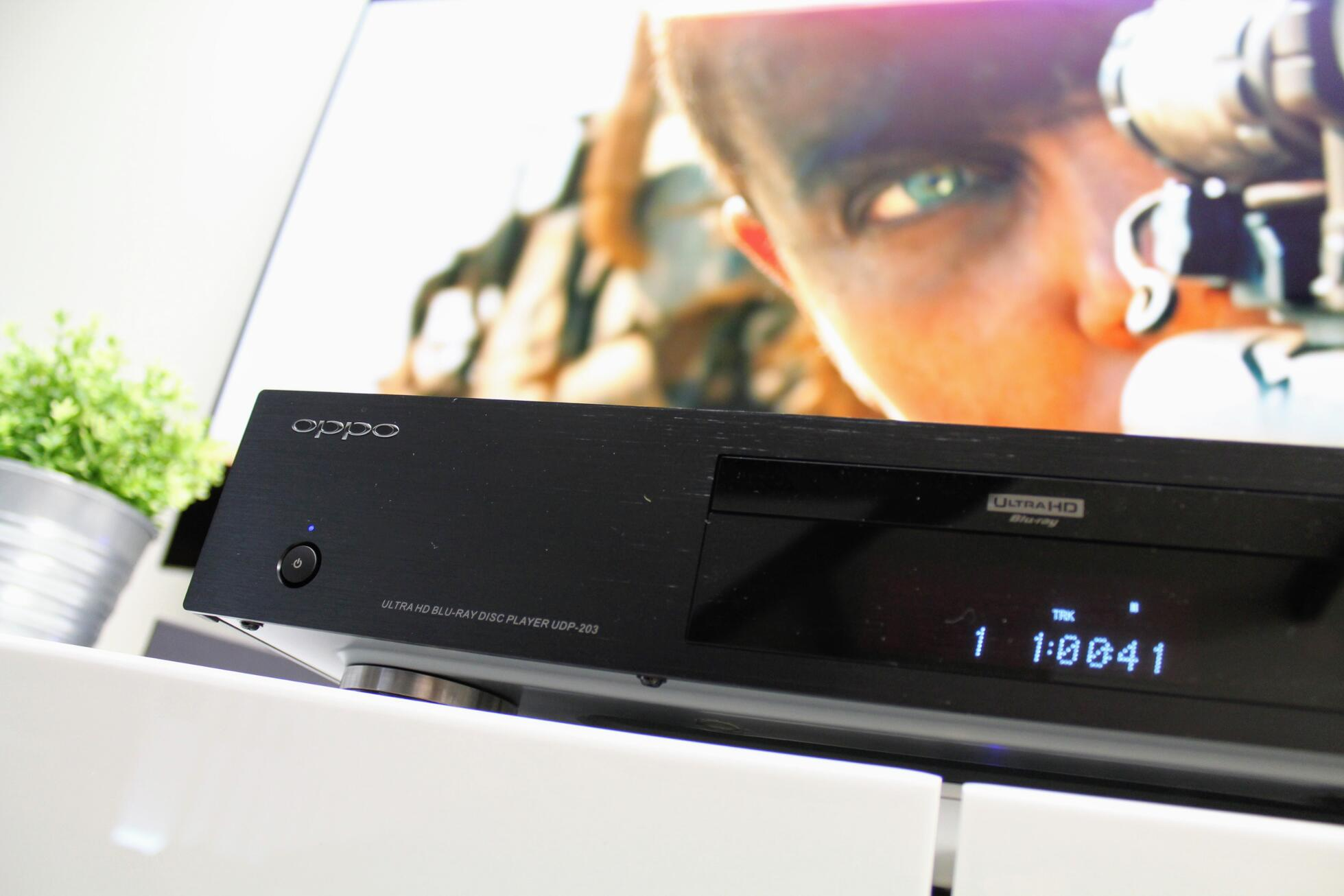 Review: Oppo UDP-203 (4K Ultra HD Blu-ray player) - Son-Vidéo com: blog