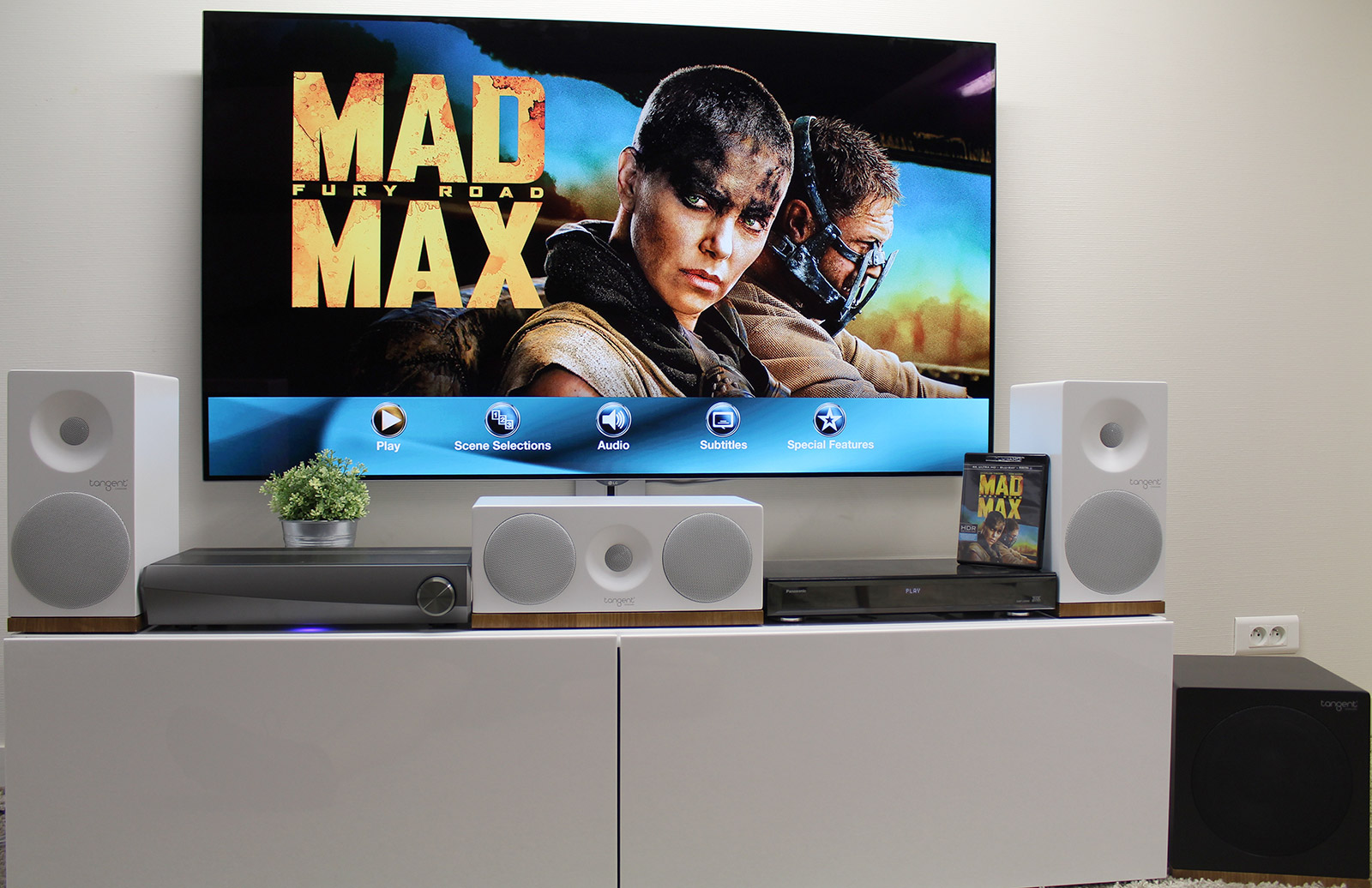 Review: Denon Heos Bar, Heos Sub and Heos AVR - Son-Vidéo com: blog