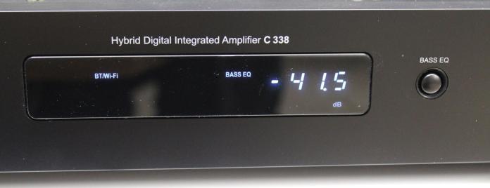 Test NAD C338