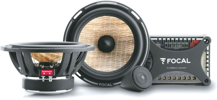 Focal Kit PS-165-FX
