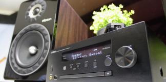 test Yamaha MusicCast CRX-470D
