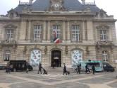 Extérieur de la Mairie de Lavallois-Perret