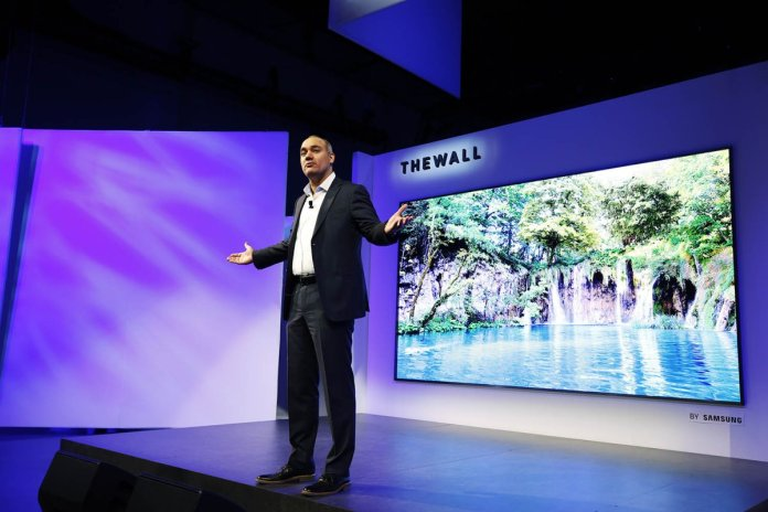 Samsung-the-wall