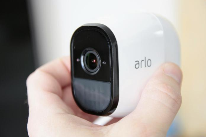 Test Netgear Arlo Pro