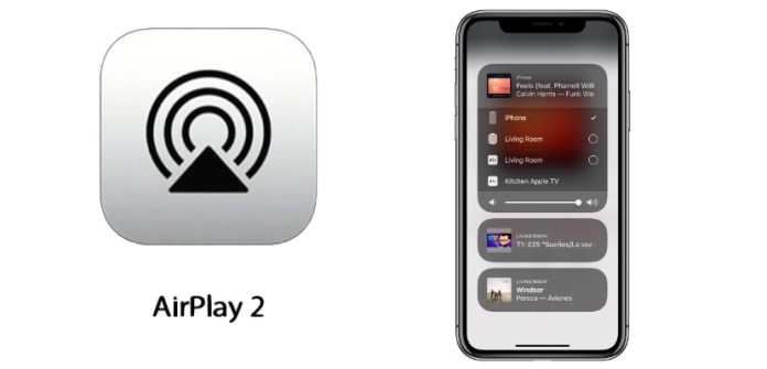 Airplay 2: multiroom and multi-user - Son-Vidéo com: blog
