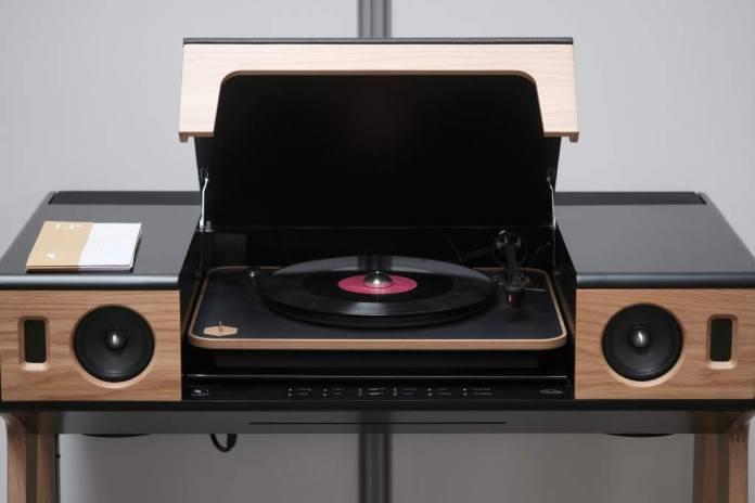 La platine vinyle La Boîte Concept