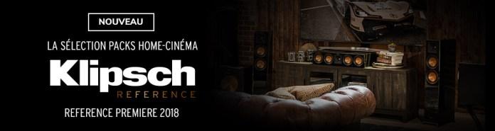 Packs enceintes home-cinéma Klipsch Reference Premiere 2018