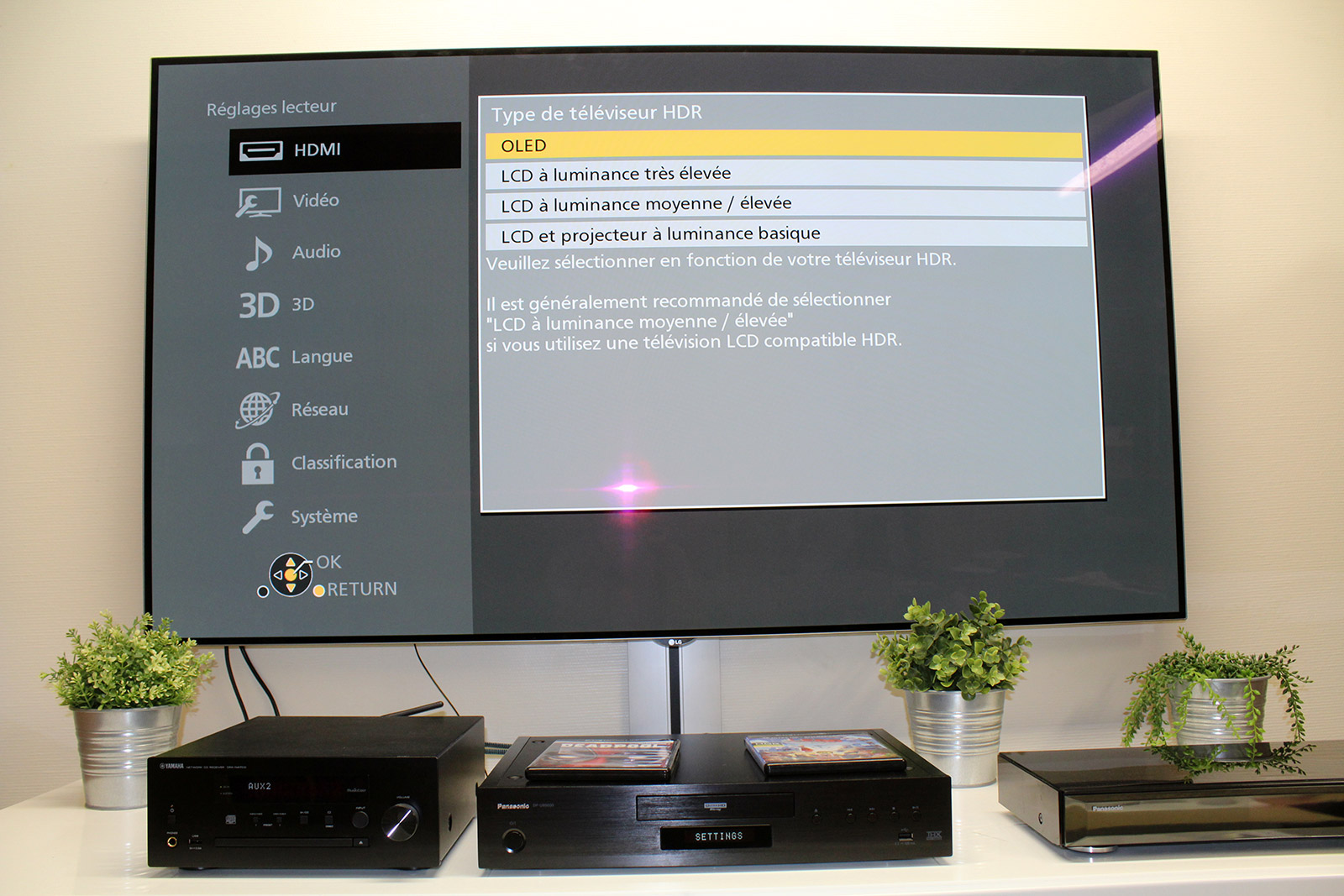 Review: Panasonic DP-UB9000: 4K HDR10+/Dolby Vision Blu-ray