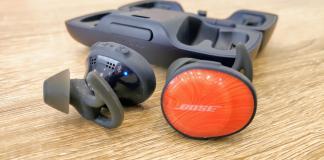 Test Bose SoundSport Free