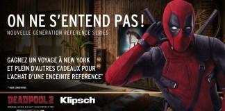 Jeu concours Deadpool