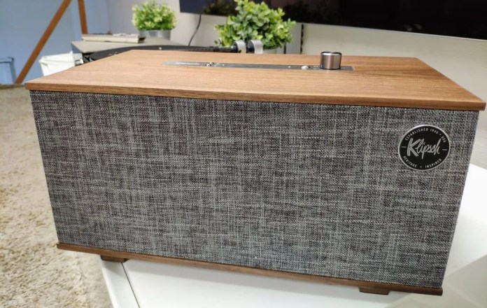 Klipsch The Three avec Google Assistant