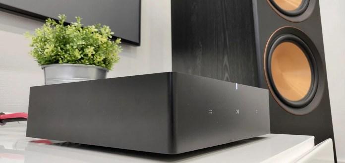 Sonos Amp & Klipsch RP-8000F
