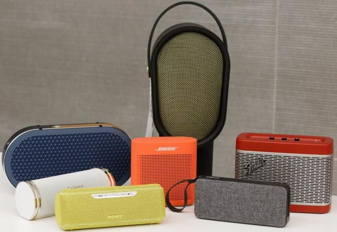 Comparatif des meilleures enceintes Bluetooth portables