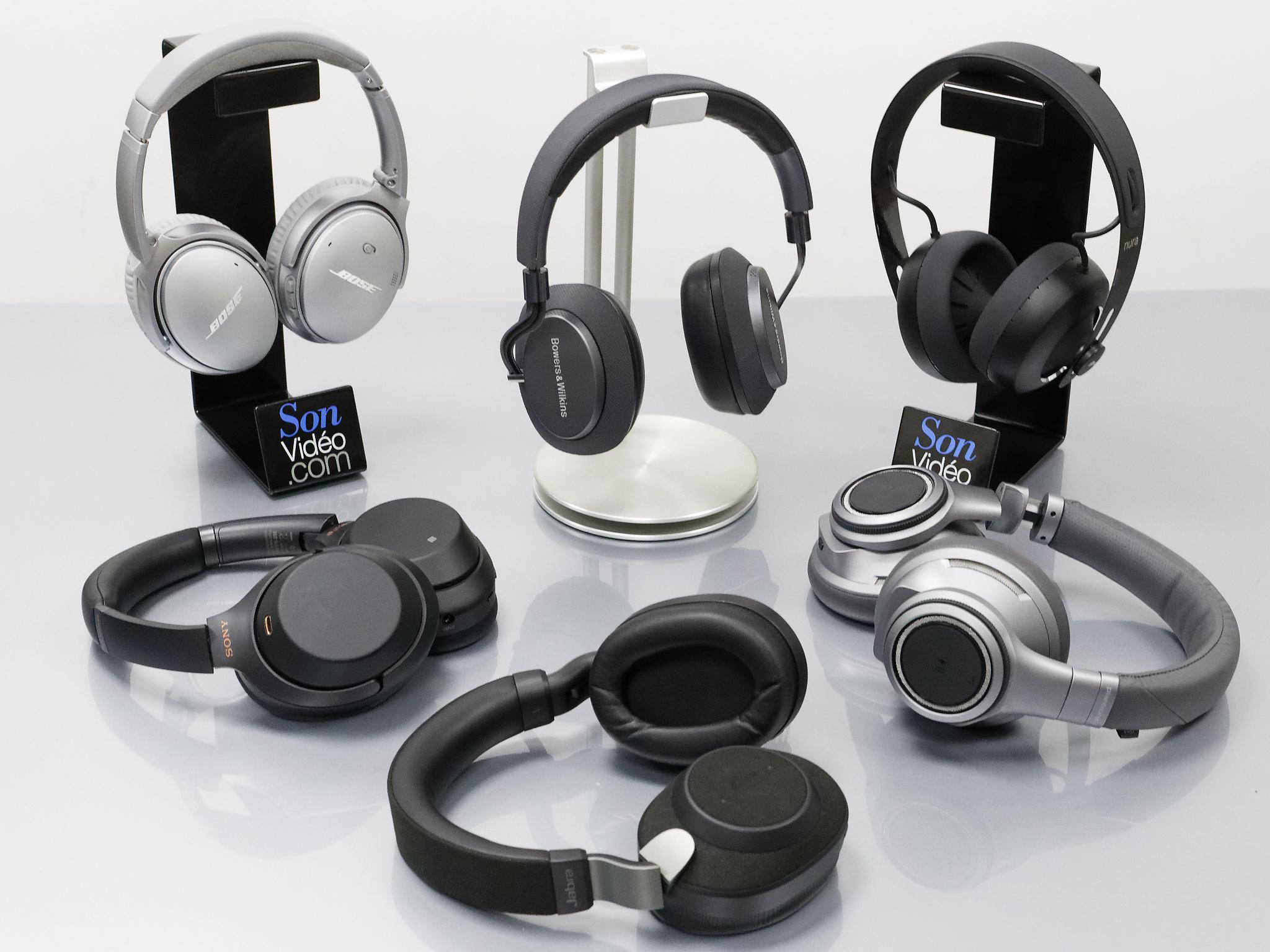 Comparatif des meilleurs casques Bluetooth