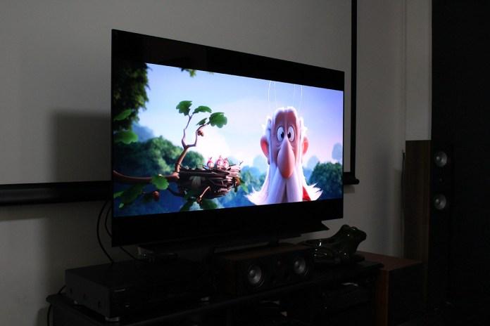 TV LG OLED55CX