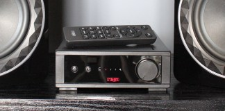Ampli hi-fi stéréo Rega IO