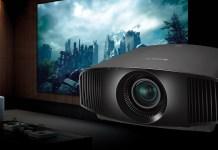 Vidéoprojecteurs Sony SXRD 4K