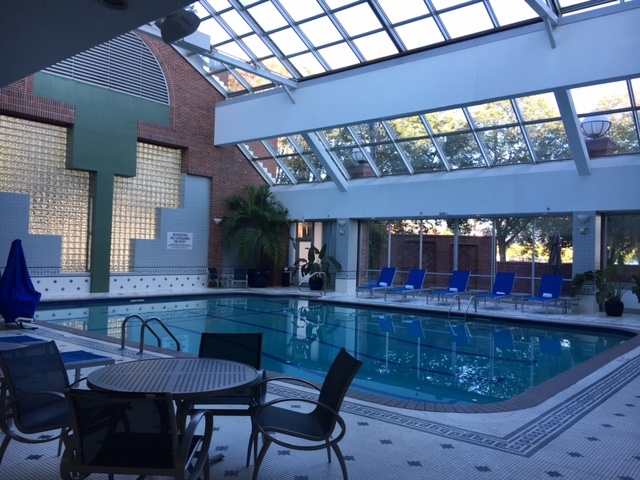 Royal Sonesta Boston pool